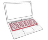 Note Book Keyboard
